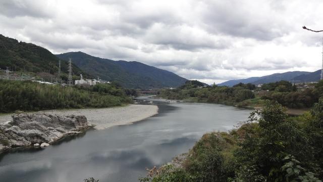 四国三郎吉野川