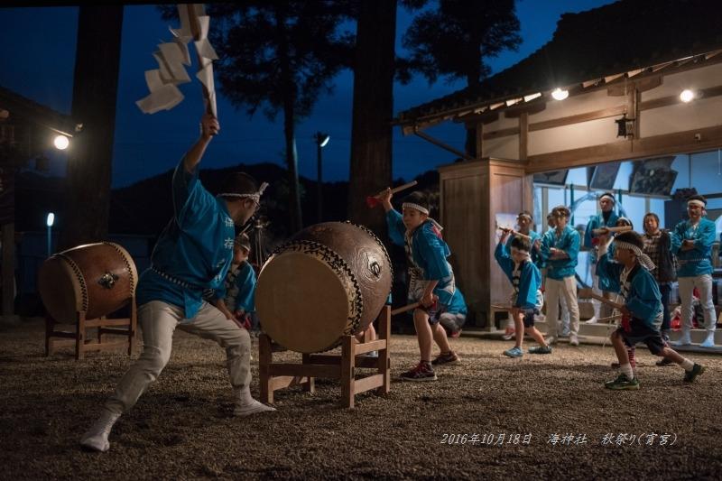 20161015 海神社秋祭り-1