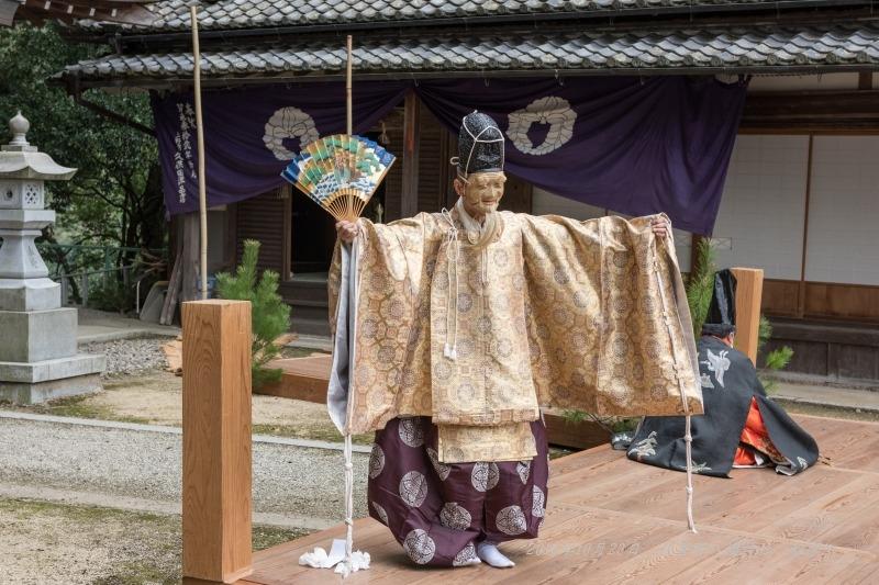 20161023 桃香野八幡神社 秋祭り (6)