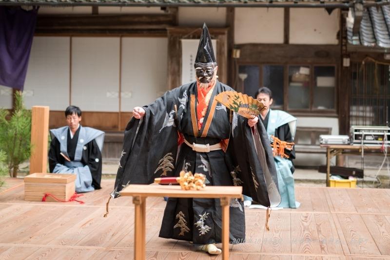 20161023 桃香野八幡神社 秋祭り (7)