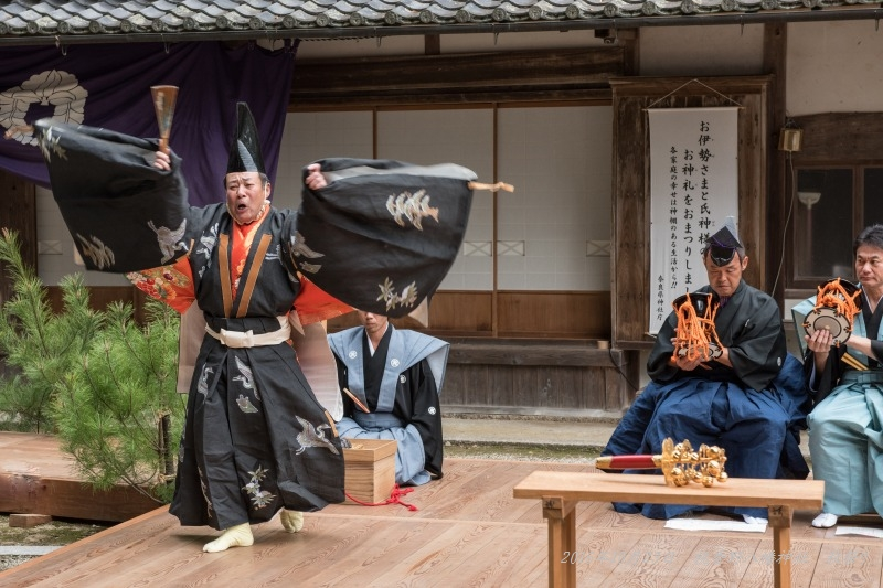 20161023 桃香野八幡神社 秋祭り (8)
