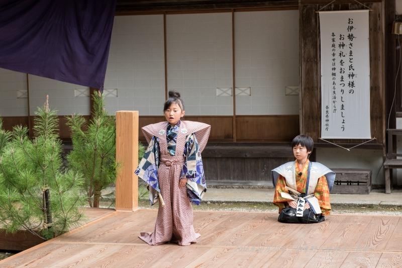 20161023 桃香野八幡神社 秋祭り (9)