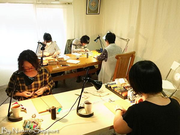 マクラメ編み教室