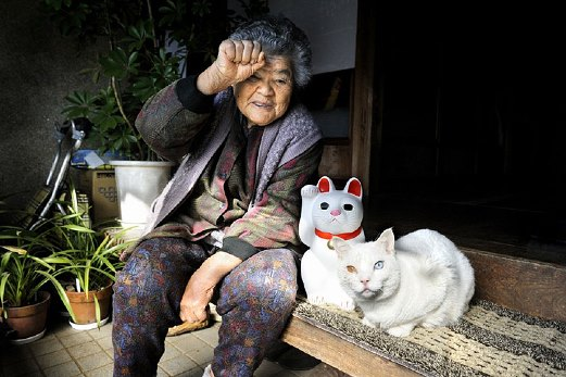 1qgrandmother-and-cat-miyoko-ihara-fukumaru-13
