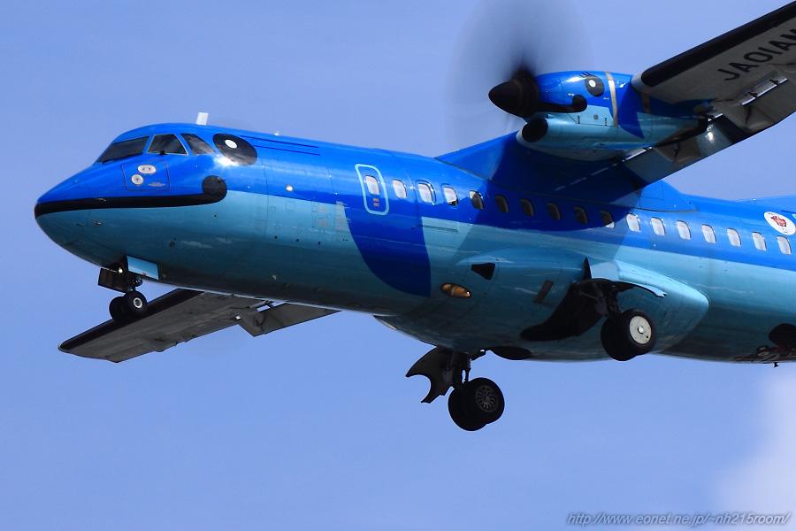 AMX ATR 42-600 / JA01AM@豊中市樹木見本園