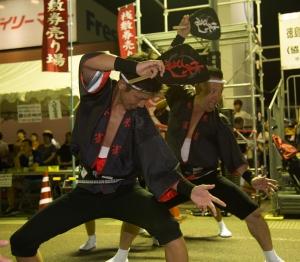 池田阿波踊り2
