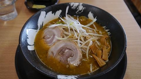 28.7.17(土)移転オープン 江別市 『ラーメンの松喜』