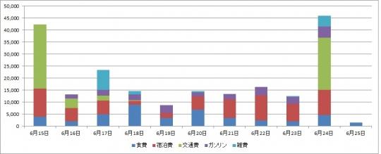 費用(グラフ)