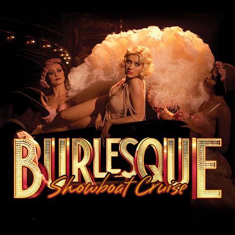 Burlesque Showboat Cruise