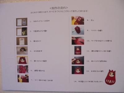 ししゅうねこさん個展3