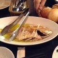 真鯛のガーリックオーブン焼き