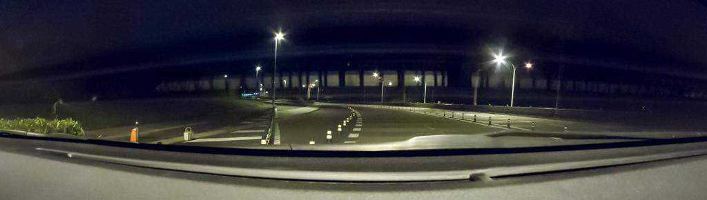 TDR大ループ(駐車場車中泊、3泊4日間連続イン)
