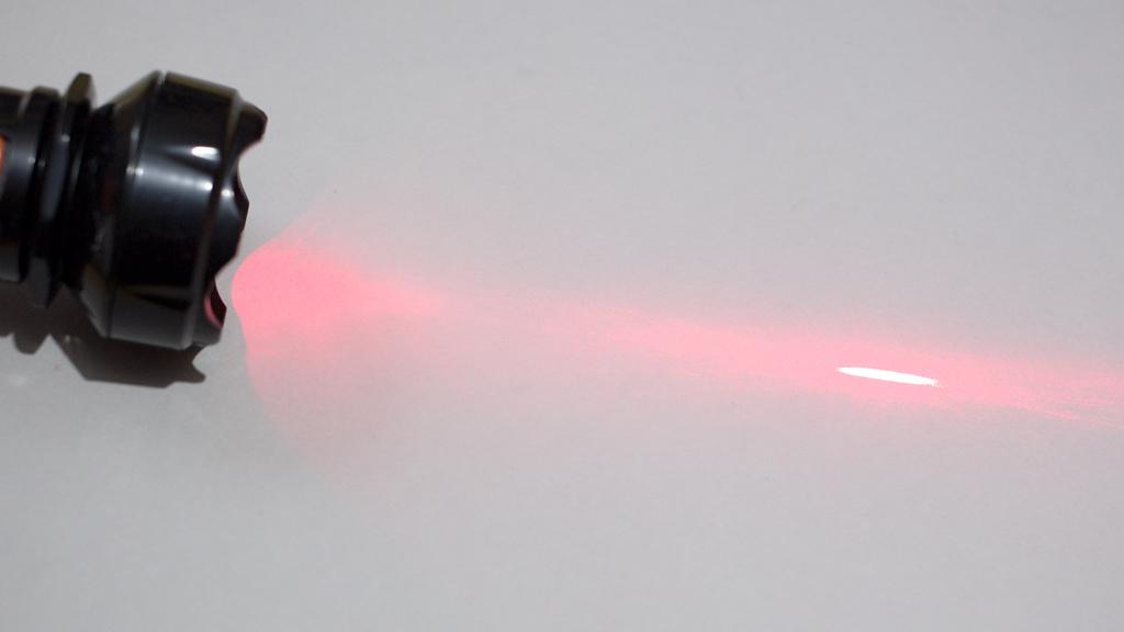 レーザーポインターを作る(ReFaXi ゴールデン レーザーダイオードモジュールヘッドの10本)