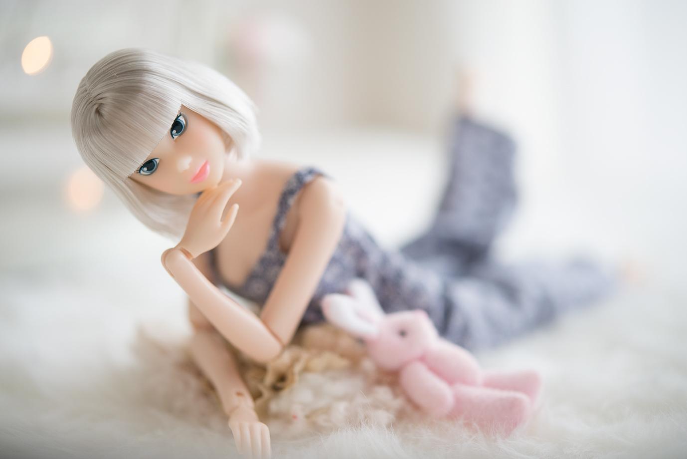 momoko チンチラ