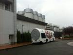 160714 (86)キリン神戸工場_ラガーバスと屋外タンク