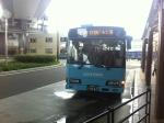 160710 (5)サントリー京都ビール工場_シャトルバス(西山天王山駅)