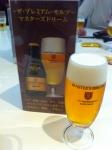 160710 (65)サントリー京都ビール工場_試飲(ザ・プレミアムモルツ・マスターズ・ドリーム)
