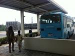 160710 (57)サントリー京都ビール工場_工場内シャトルバス