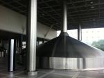 160710 (36)サントリー京都ビール工場_仕込みタンク