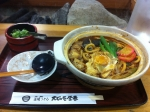 160819 (69)大正庵釜春本店_八丁味噌煮込みうどん - コピー