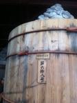 160819 (156)カクキュー八丁味噌_熟成庫(杉桶)