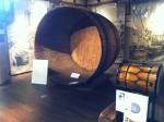 160819 (125)カクキュー八丁味噌_桶と樽のコーナー