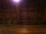 160819 (129)カクキュー八丁味噌_史料館天井
