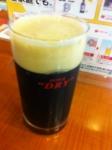 160902 (198)アサヒビール名古屋工場_試飲(アサヒスーパードライ・ドライブラック)