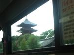 160925 (64)京都市営バス71系統_東寺東門前付近