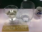 161013 (27)白鶴銀座スタイル_ワイングラスで大吟醸
