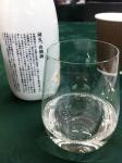 161013 (26)白鶴銀座スタイル_白鶴錦大吟醸とリーデルのワイングラス