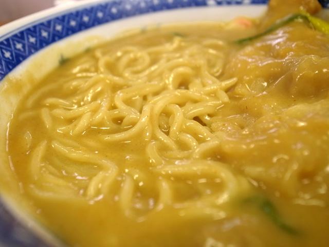 カレー中華麺拡大