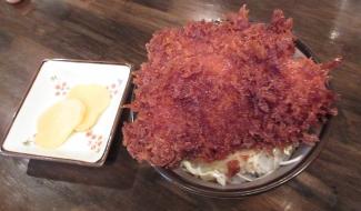 ミニヒレカツ丼