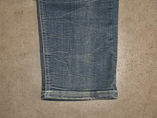 NORULEStretch denim repair pants dindigo8
