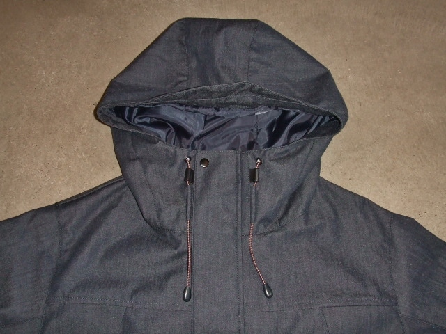 NORULE Mountain parka1