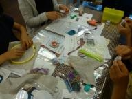 小学生の手芸教室6月