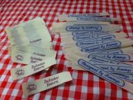 「縫い工房」織ネーム