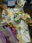 小学生の手芸教室9月
