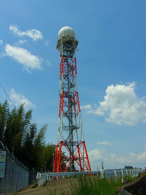 川崎広域レーダ雨量情報システム(レインネットかわさき)b