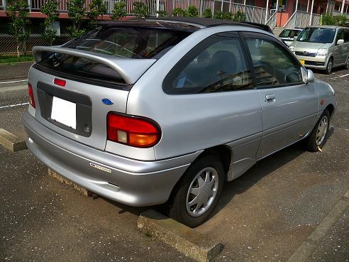 フォード・フェスティバ(2代目)B