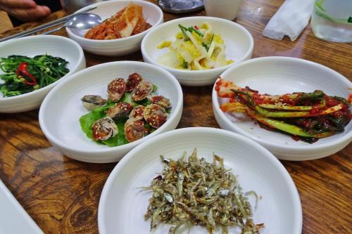 韓国家庭ご飯