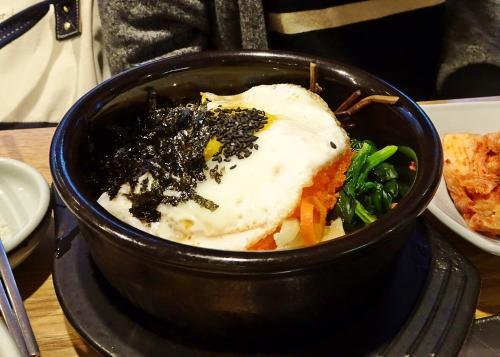 韓国夜ご飯♪