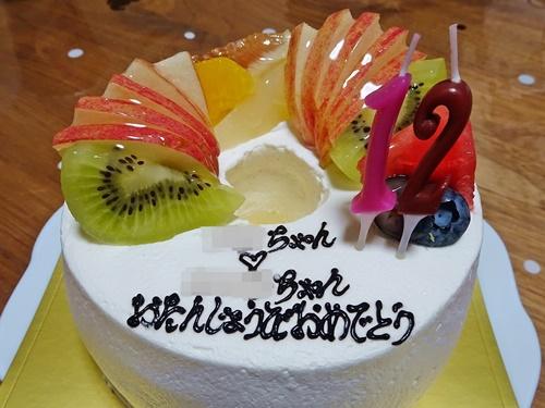 美味しいケーキの日♪