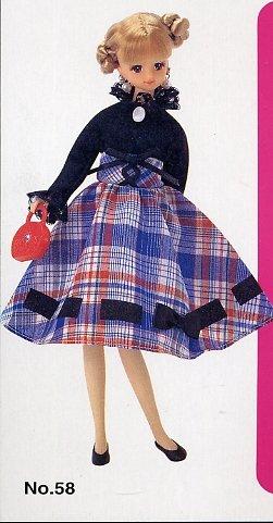 58ジェニーコーデネイトドレス