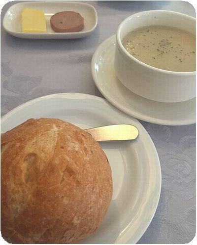 布查花園法式料理パン