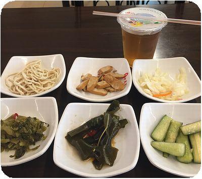 天王台灣冠軍牛肉麵前菜