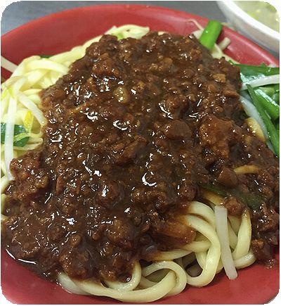 大龍峒肉羮麺