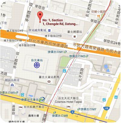 Le 2 février地図