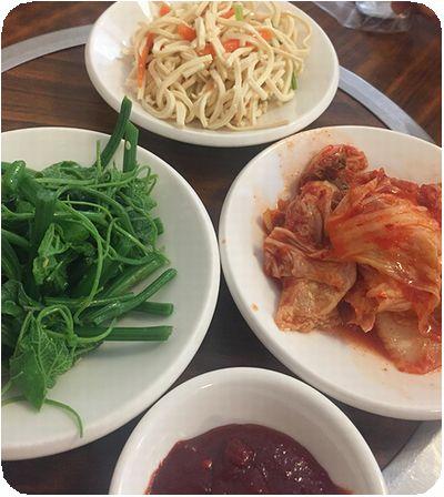 韓舍韓國食堂おかず