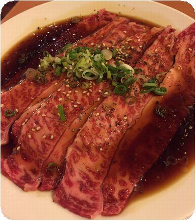 十十燒肉苑 カルビ
